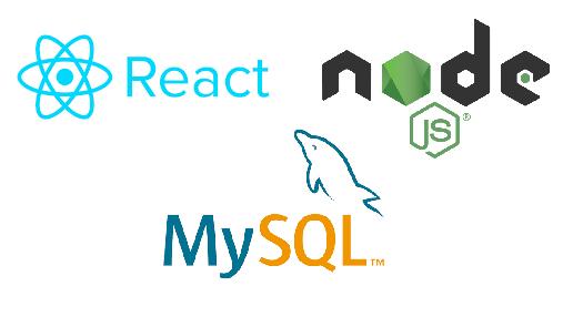 React + MySQL + NodeJS